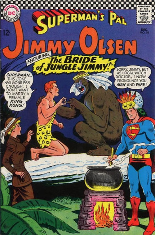Jimmy Olsen 98
