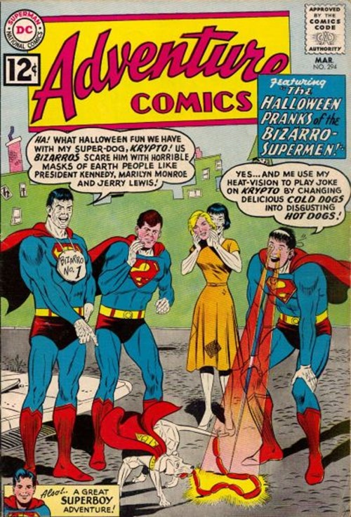 Adventure Comics 294