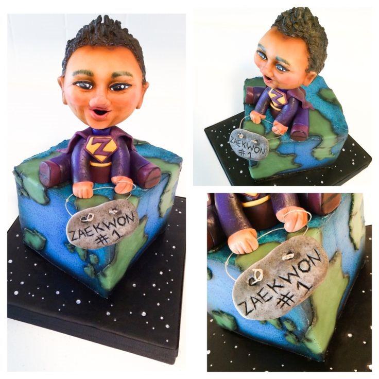 Baby Bizarro Cake