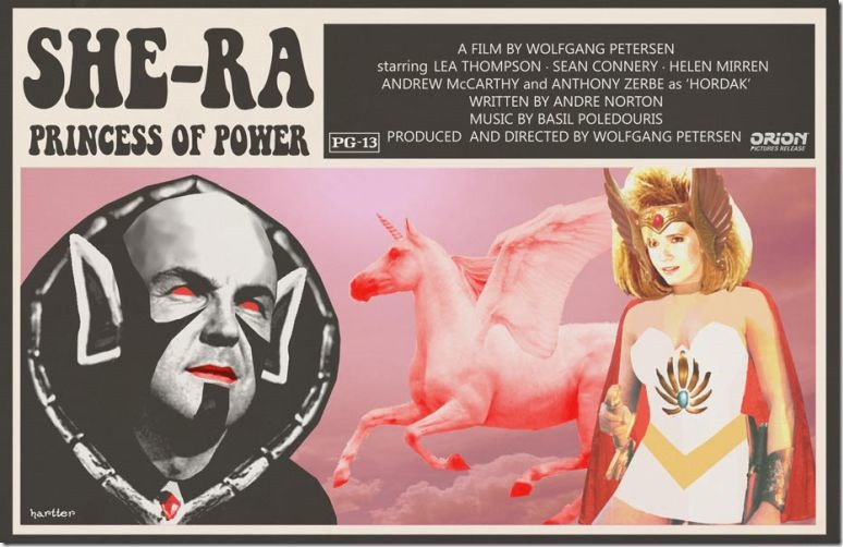 She-Ra Movie Poster