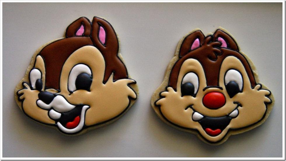 Chip 'n' Dale Cookies