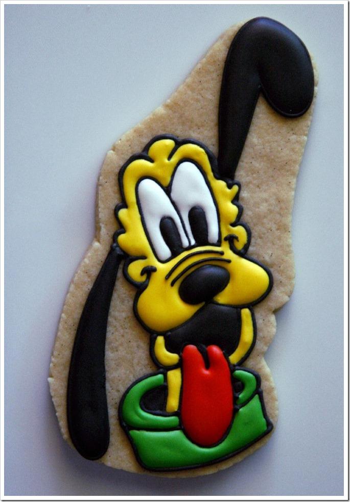 Pluto Cookie