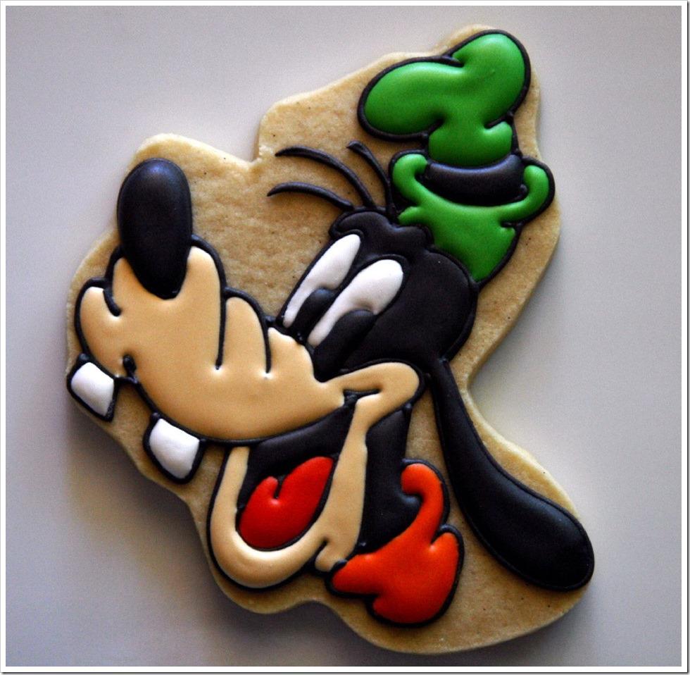Goofy Cookie