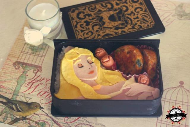 Sleeping Beauty Bento Box