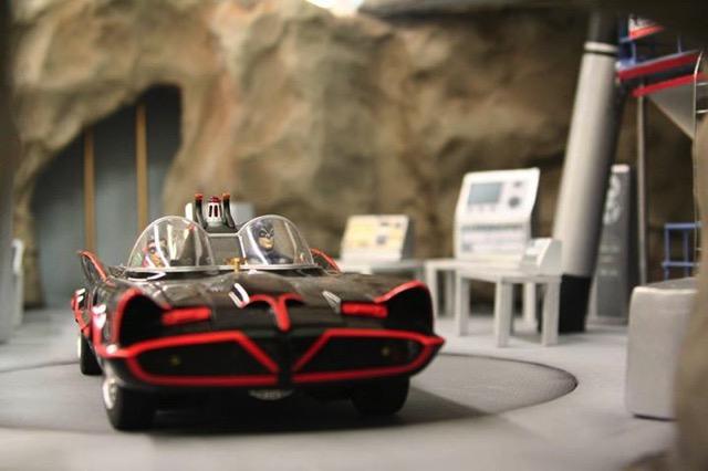 The Batmobile (not cake!)