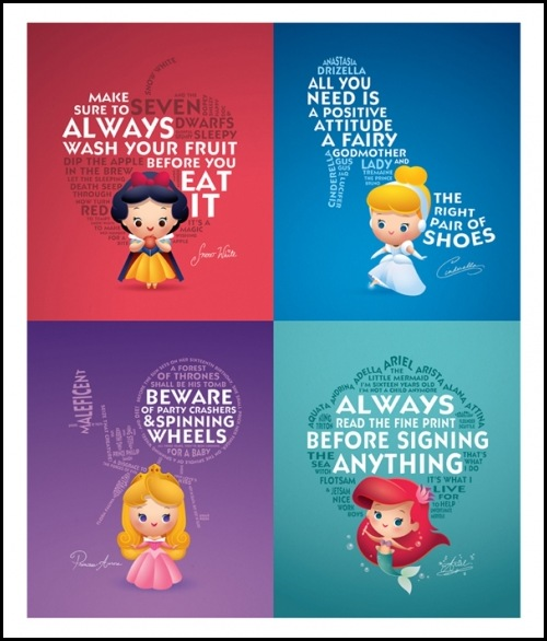 Life Lessons From Princesses