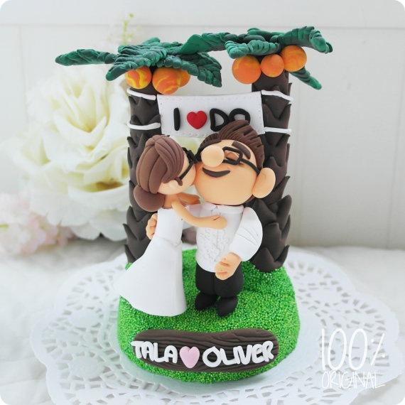 Up Wedding Cake Topper