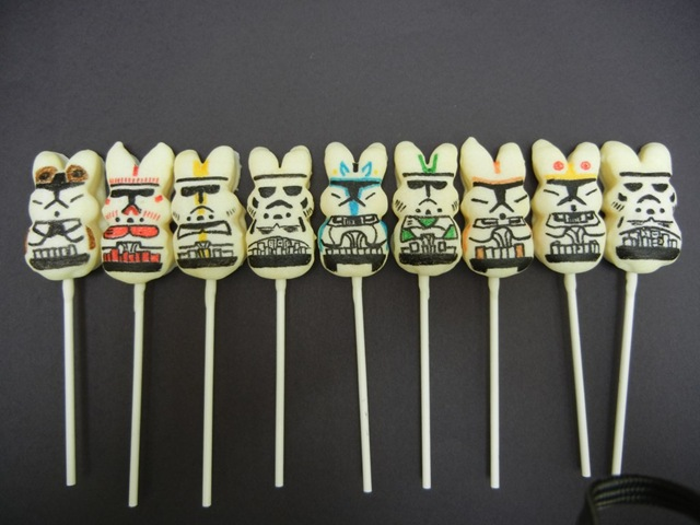 Stormtrooper Peeps