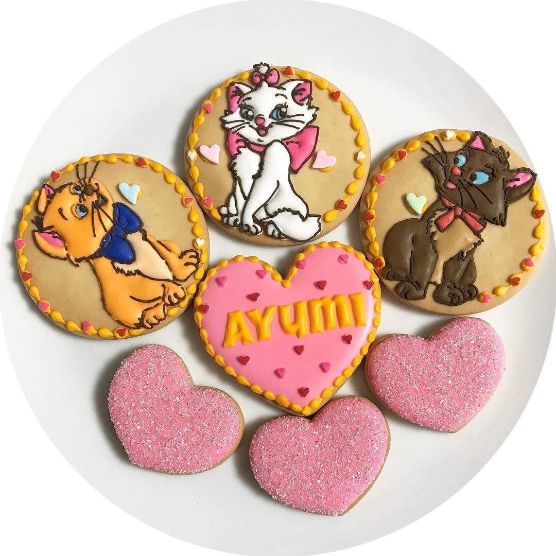 Aristocats Cookies