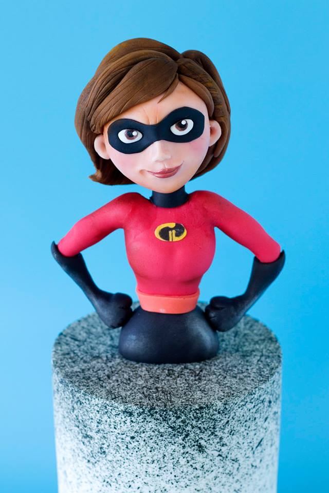 Mrs. Incredible Cake