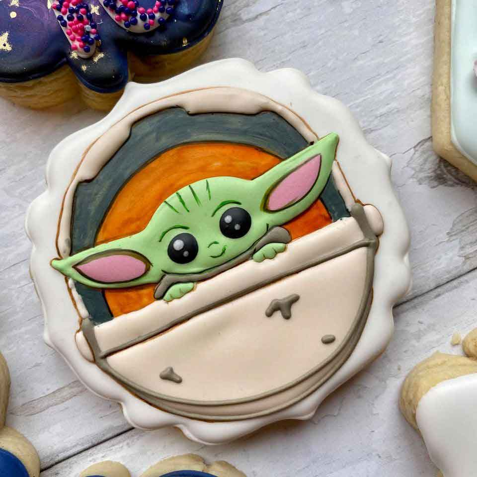 Baby-Yoda-Cookie