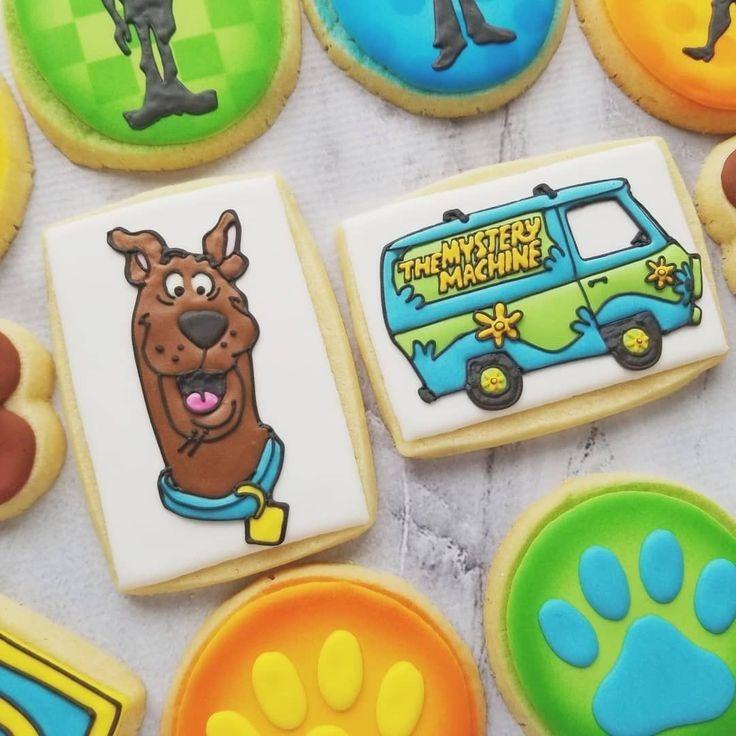 Scooby-Doo Cookies 2