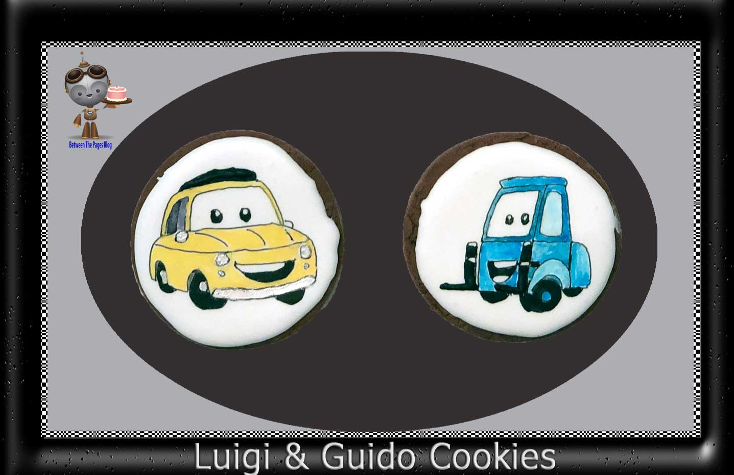 Luigi and Guido Cookies