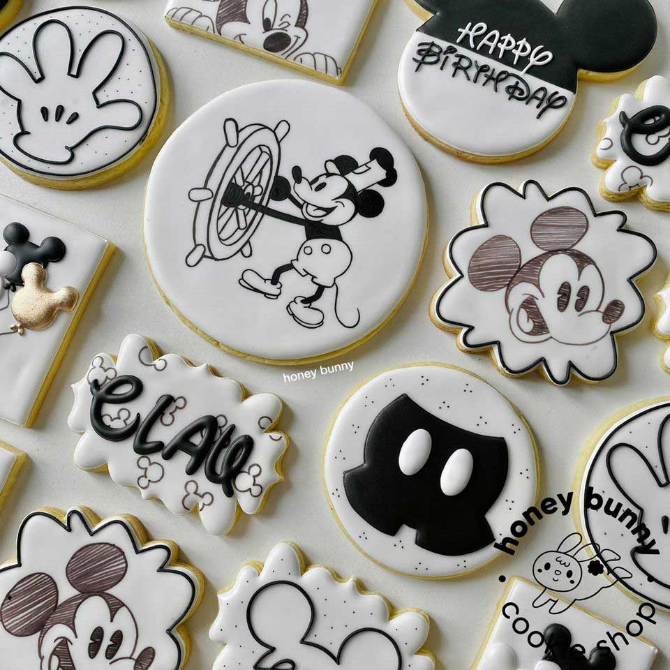 Steamboat Willie Cookie