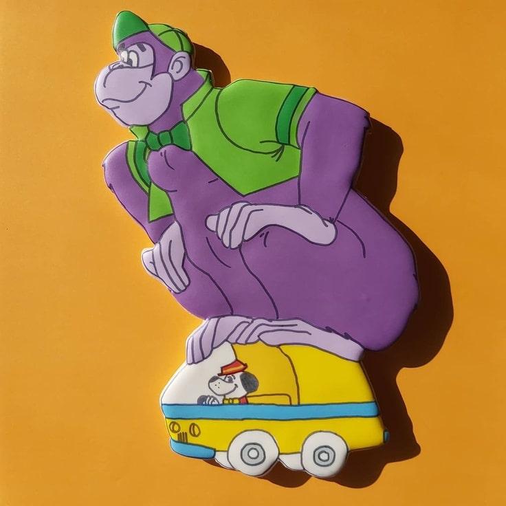 Grape Ape Cookie