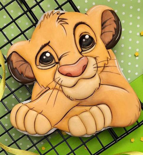 Simba cookie