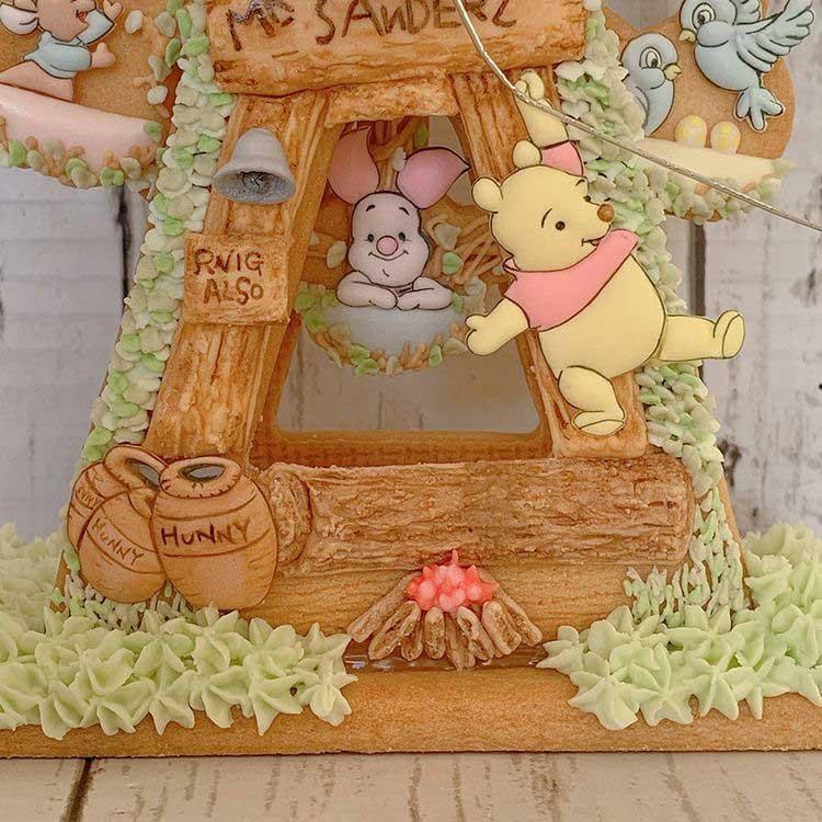 Winnie the Pooh Cookie
