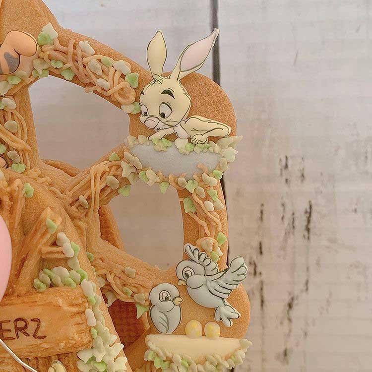 Winnie the Pooh Ferris Wheel Cookie