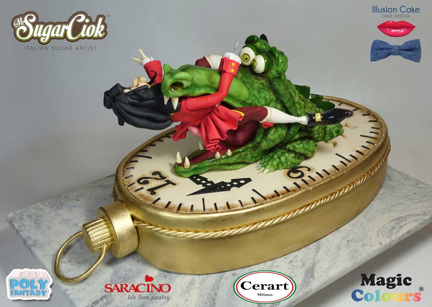 Captain Hook Cake