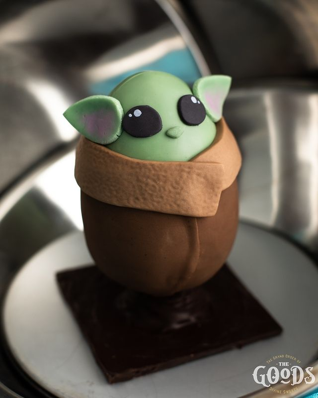 Baby Yody Chocolate Easter Egg