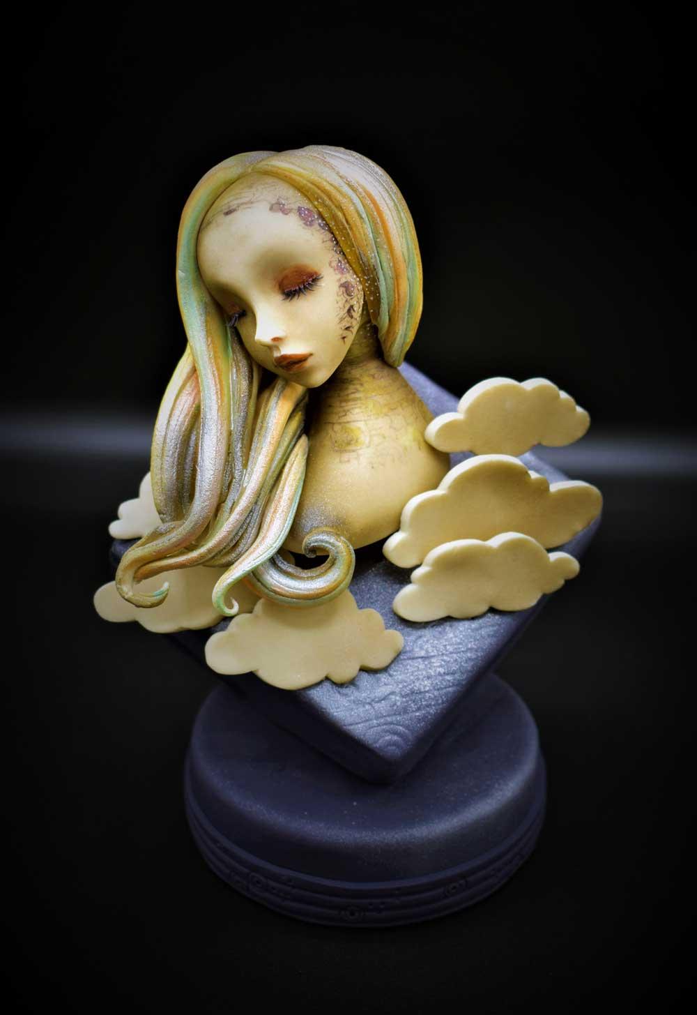 NR Artist Romina Novellino Cake