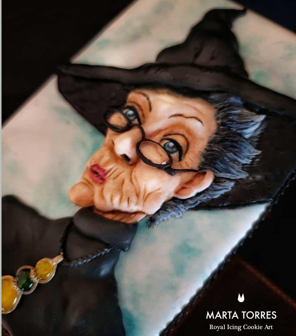 Professor McGonagall cookie