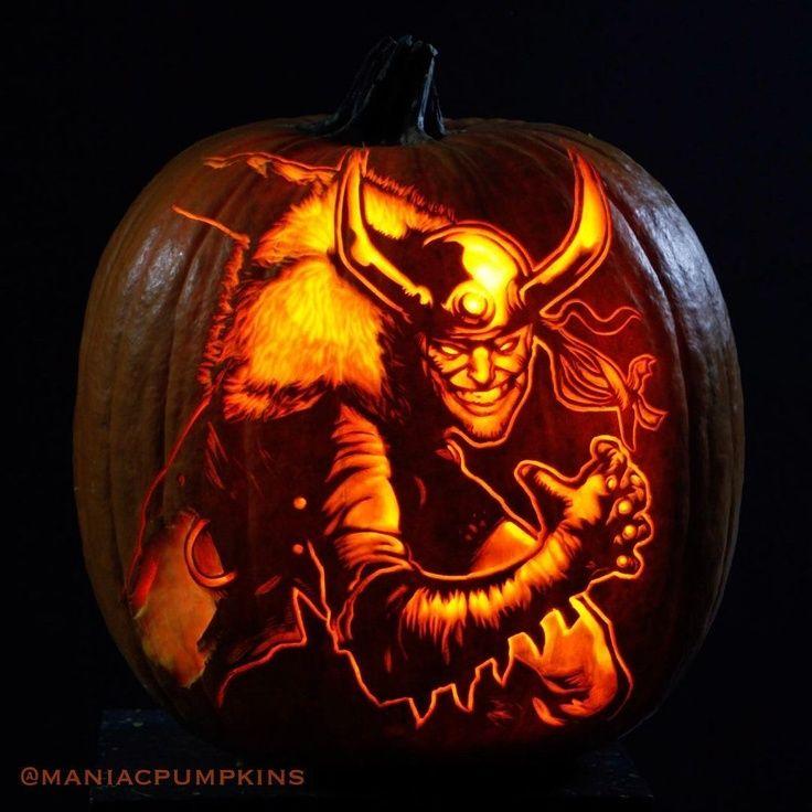 Loki Pumpkin